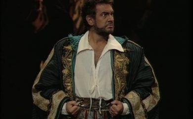 Othelo y Otello  (Shakespeare y Verdi)
